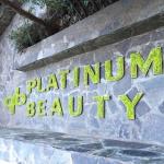platinum beauty